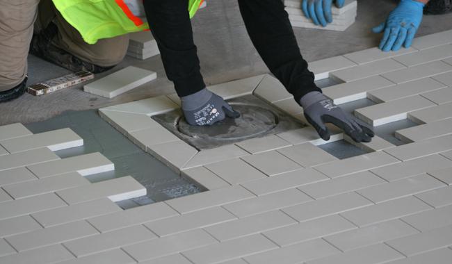 industrial flooring system design