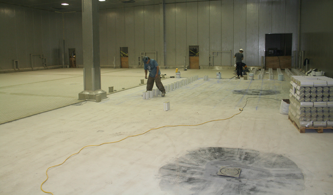 Industrial Flooring Applications